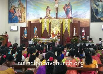 Feast of Nativity of Blessed Virgin Mary was celebrated with great fervour and devotion