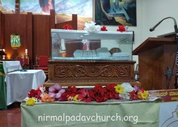 Monthi Festh Novena Day 8