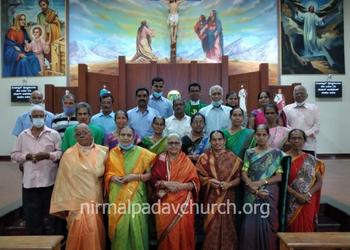 Senior Citizens' Day celebrated at Our Lady of Perpetual Succour Church, Parapady